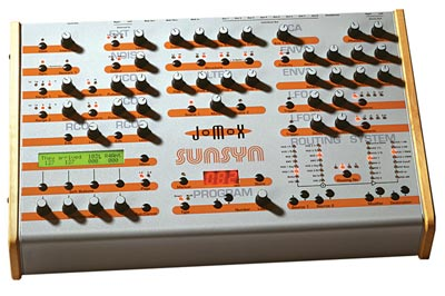 JoMoX announces the new polyphonic analogue Sunsyn